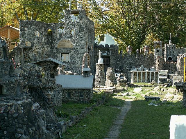 5) Hartman Rock Garden (Springfield)