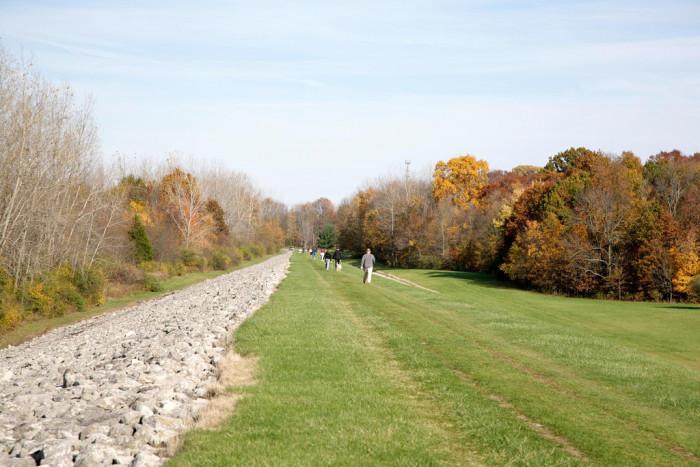 5) Alum Creek State Park (Delaware County)