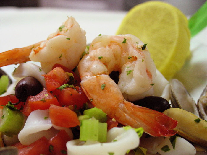 3. Seafood. Because we have some of the best.
