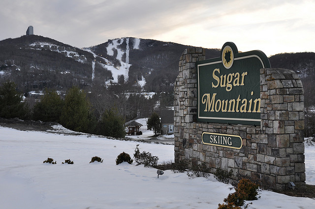 """13. Speaking of snow...go skiing and """"pizza"""" it out on the top of a mountain."""