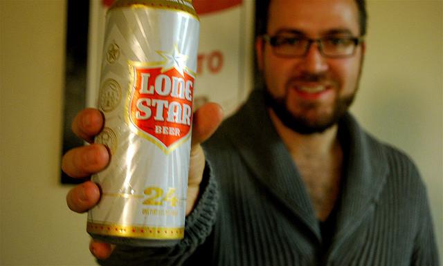 10) Beer