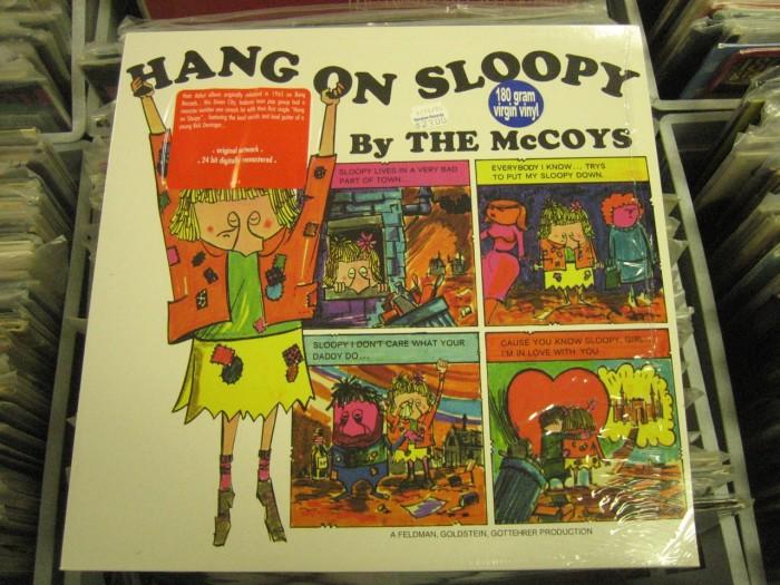 "3) ""Hang On Sloopy"""