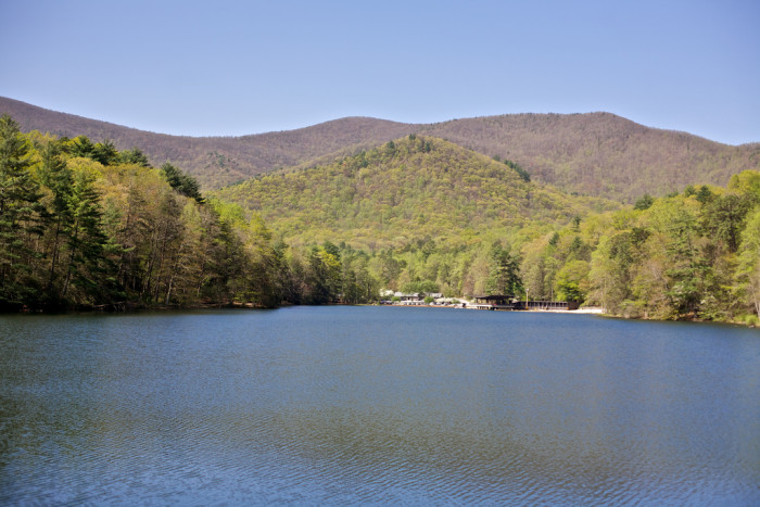 6. Vogel State Park, Union, GA