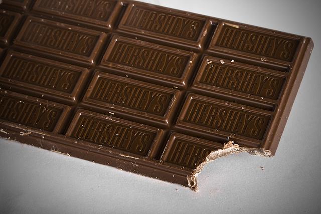 7. Hershey's Chocolate
