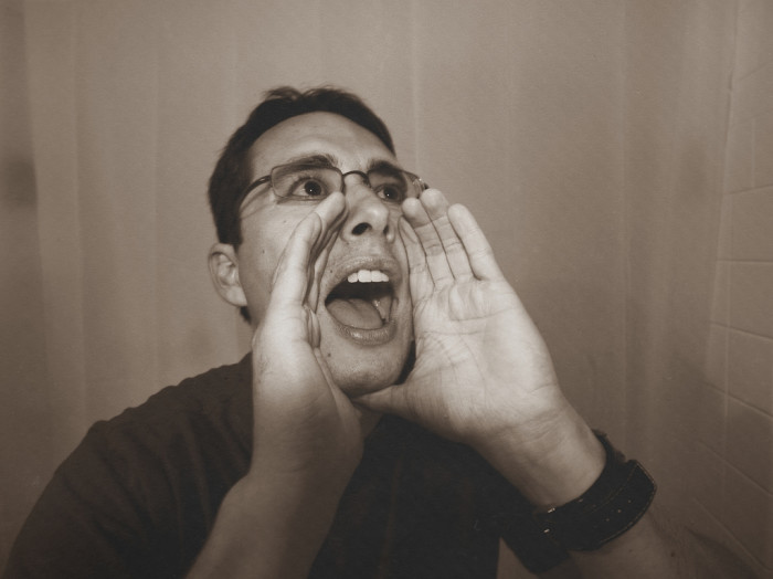 "5) And randomly yelling ""O-H!"" in anticipation of an ""I-O!"""