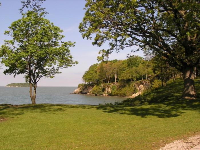 9) South Bass Island State Park (Clinton)