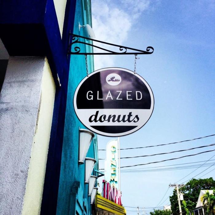 6. Glazed Donuts in Key West, FL
