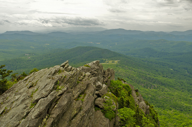 12. Grandfather Mountain, is the only private park in the world designated by the U.N as an International Biosphere Reserve.