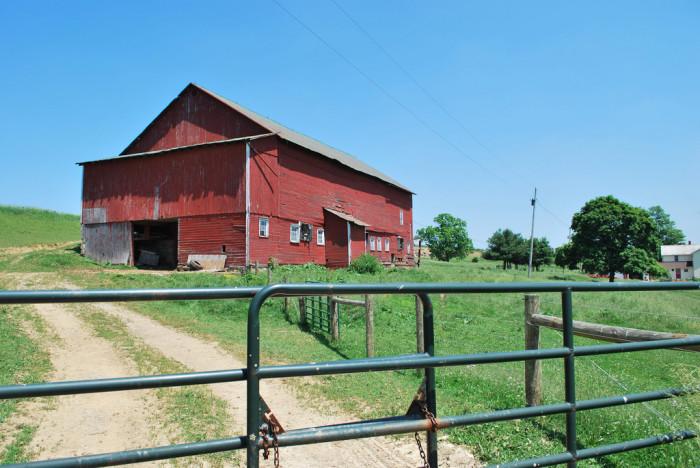 6) Ohio's Amish Country