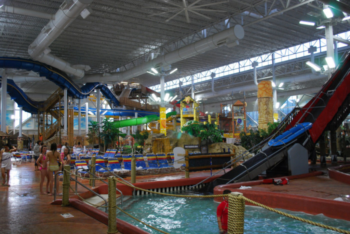 Here Are 9 Awesome Water Parks In Ohio To Help You Stay