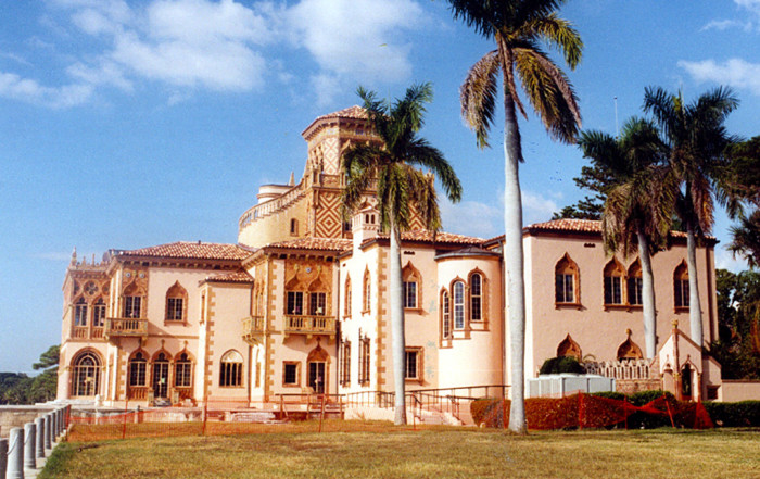 3. The John and Mable Ringling Museum of Art, Sarasota, FL