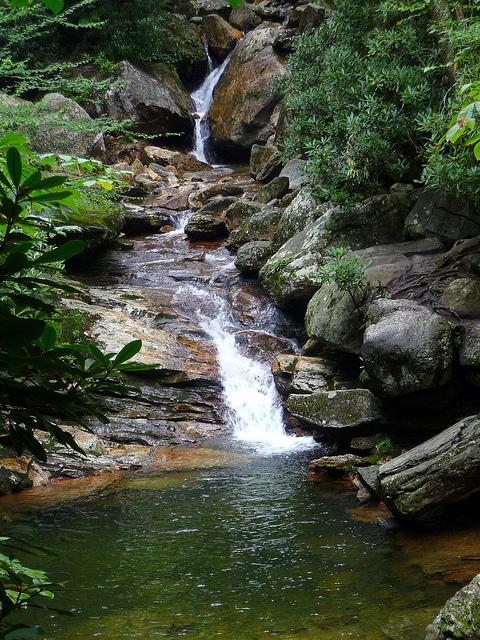 11. Skinny Dip Falls