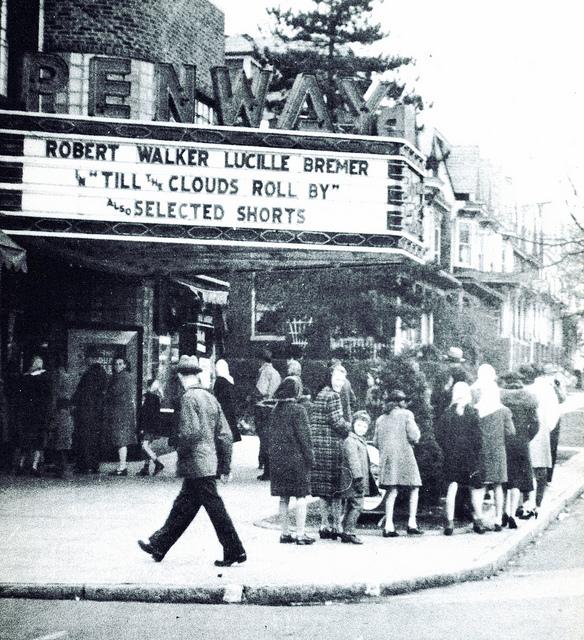 17. Penway Theatre, Harrisburg, 1947
