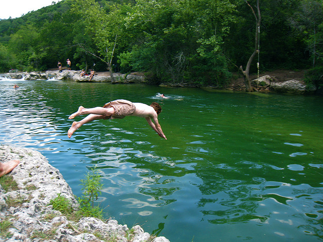 8) Barton Creek Greenbelt (Austin)