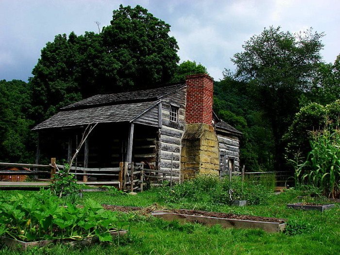3) The first State 4-H camp in the United States was West Virginia's very own - Jackson's Mill.