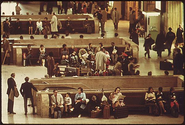 13. 30th St. Station, Philadelphia, April 1974