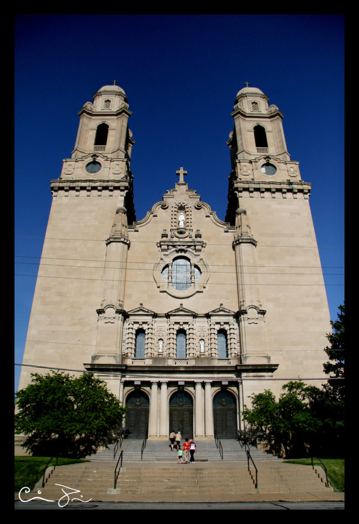 13. Omaha Cathedral, Omaha, NE