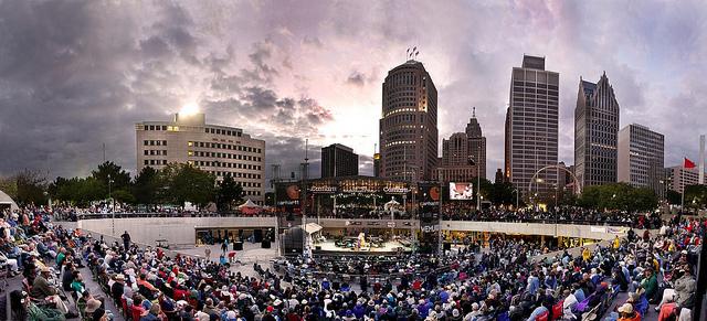 6) Detroit Jazz Festival