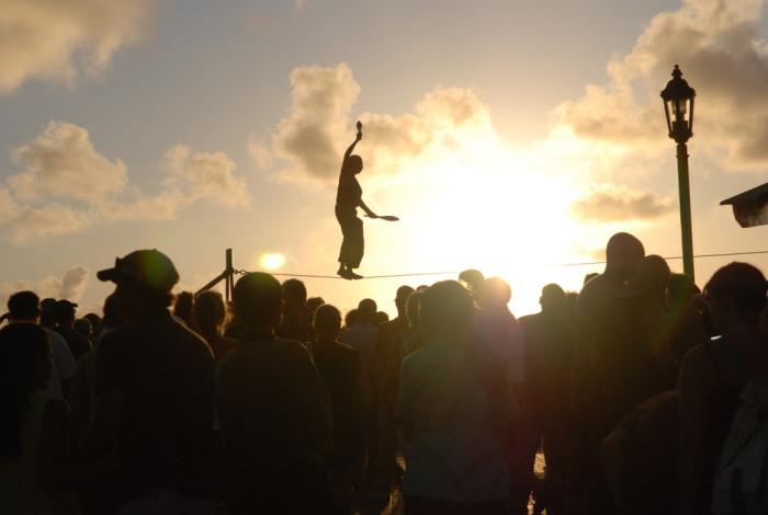 10. Celebrate the Sunset