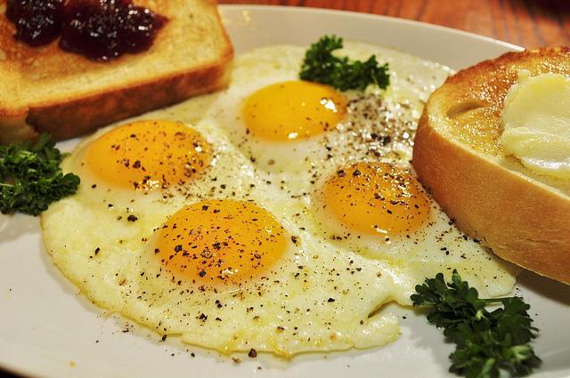 15. Dippy Eggs