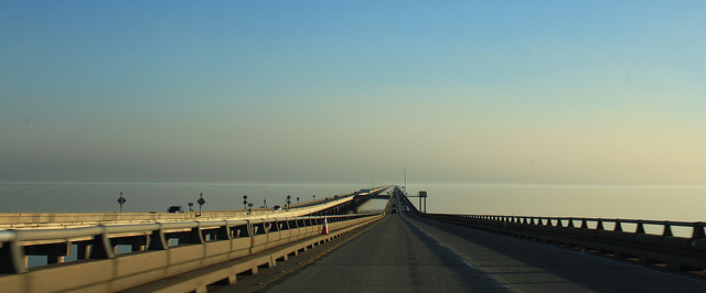 9. Lake Pontchartrain Causeway Bridge