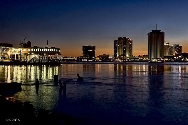 10. The Mississippi River