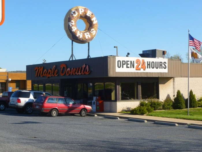 11. Maple Donuts, York