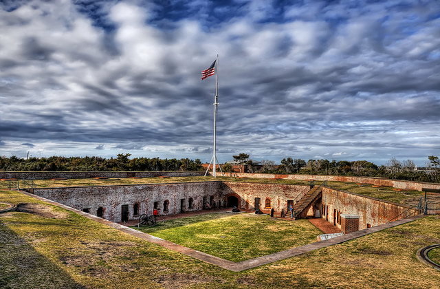 11. Fort Macon State Park