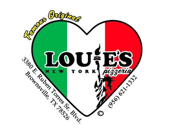 10) Famous Original Louie's New York Pizzeria - Brownsville