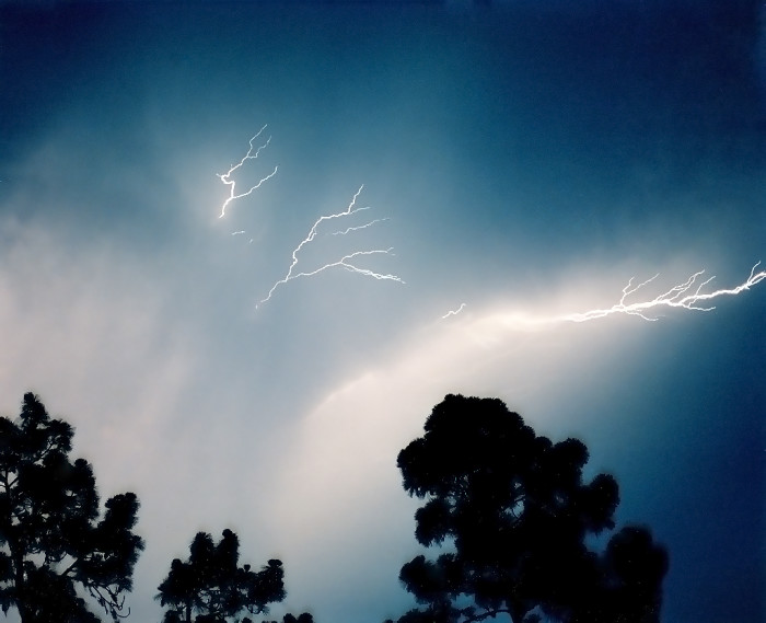 20. Clearwater, FL, has the highest number of lightning strikes per capita in the US.