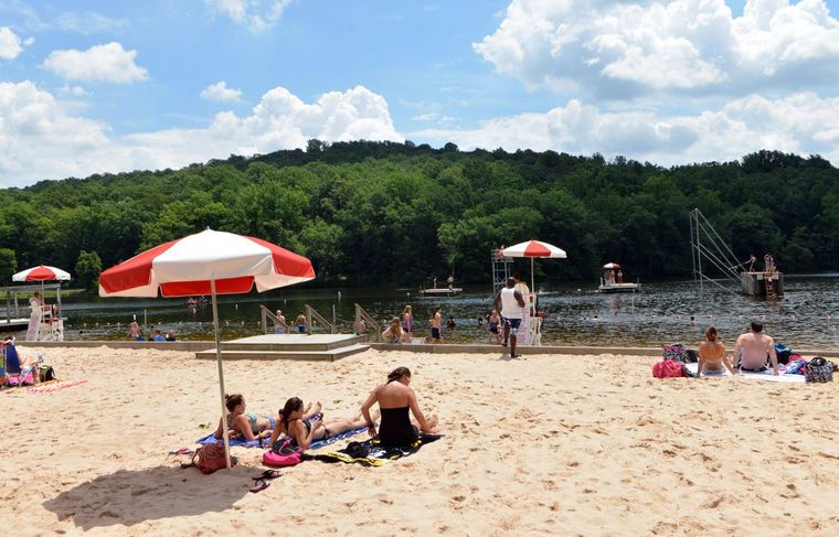 7 Amazing Pennsylvania Beaches You Must Visit This Summer