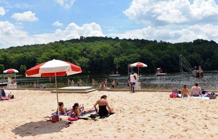 Buffalo Beach Virginia