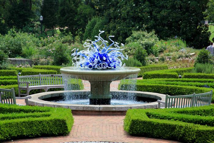 Atlanta botanical garden 1345 piedmont ave ne atlanta for Botanical gardens hours today