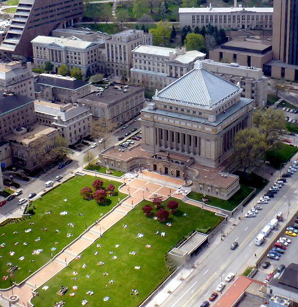 6. Annual Memorial Day Celebration at the Soldiers and Sailors Memorial Hall & Museum, Pittsburgh