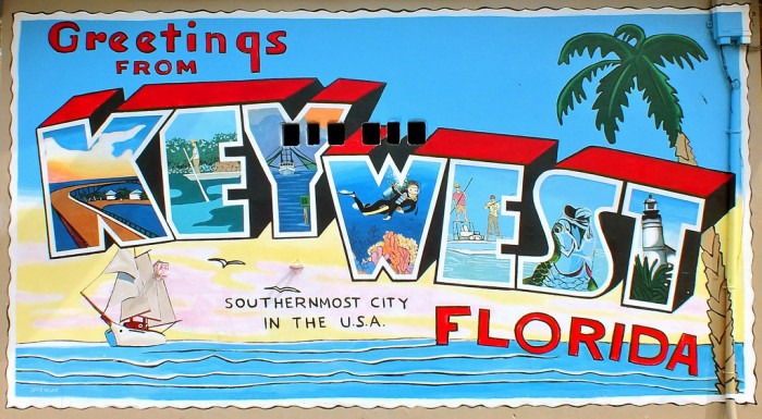 7. Florida is not the southernmost state in the United States. It's actually Hawaii.