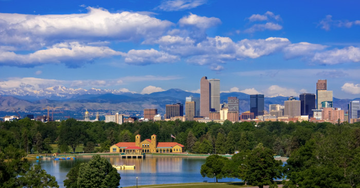 18.) City Park (from the Denver Museum of Nature & Science)