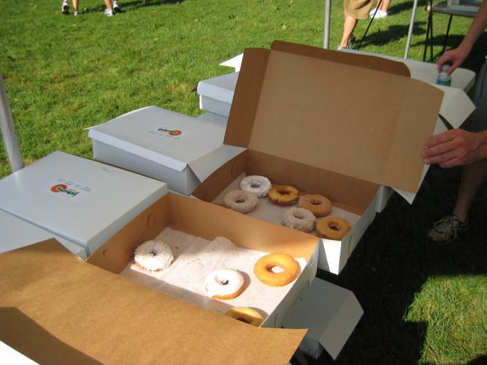 6) Jubilee Donuts (Akron)