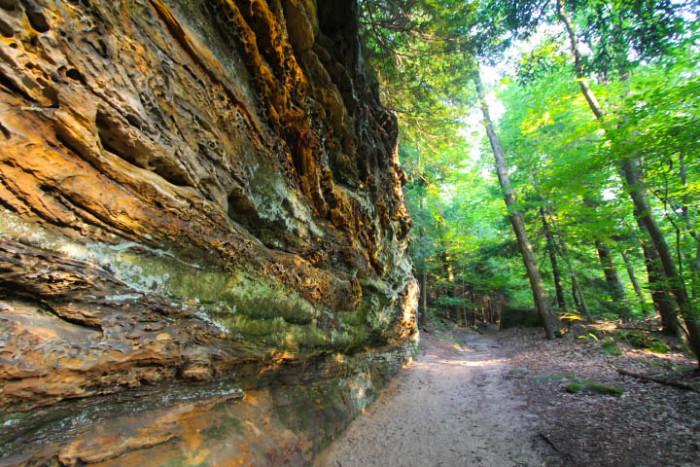 2) Cuyahoga Valley National Park