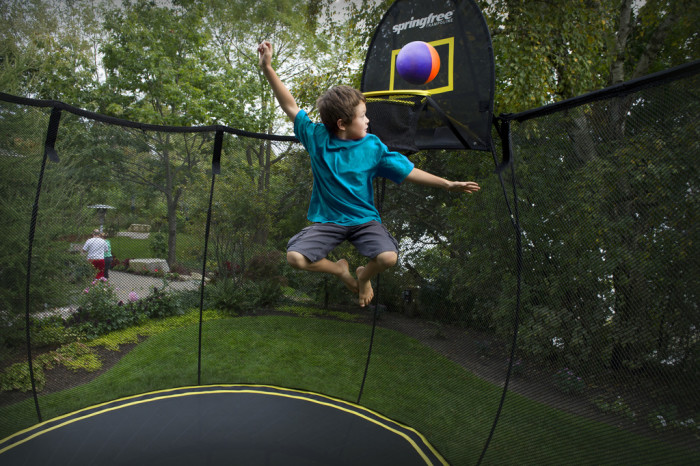 5. Trampoline: Also in 1931, a Cedar Rapids man created the trampoline and sold them out of his home before selling his business to a company in New Jersey.