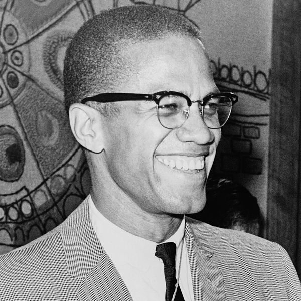 6) Malcolm X