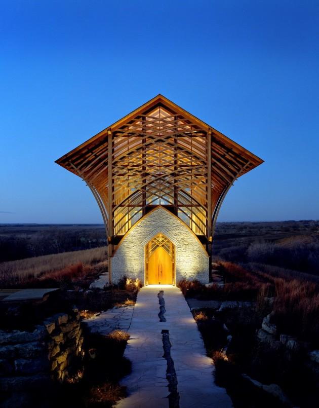 3. Holy Family Shrine, Gretna, NE