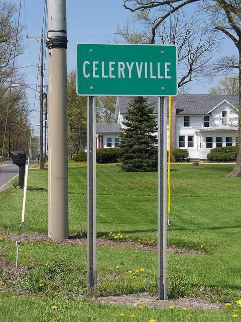 8) Celeryville