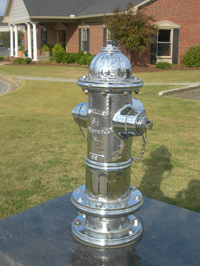 7. One Millionth Fire Hydrant Monument