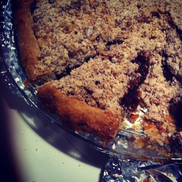 6. Shoofly Pie