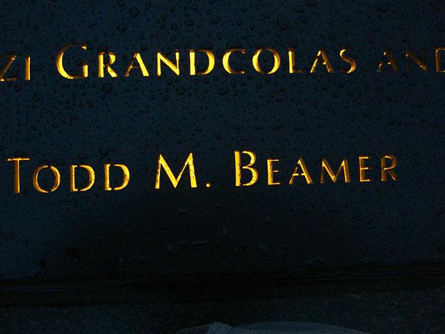 2) Todd Beamer