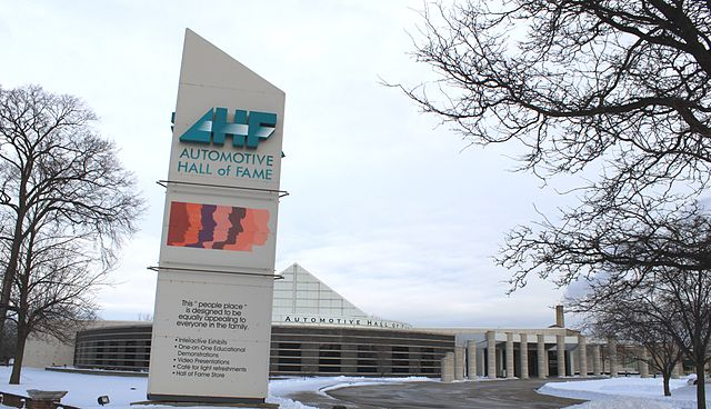 19) Automotive Hall of Fame, Dearborn