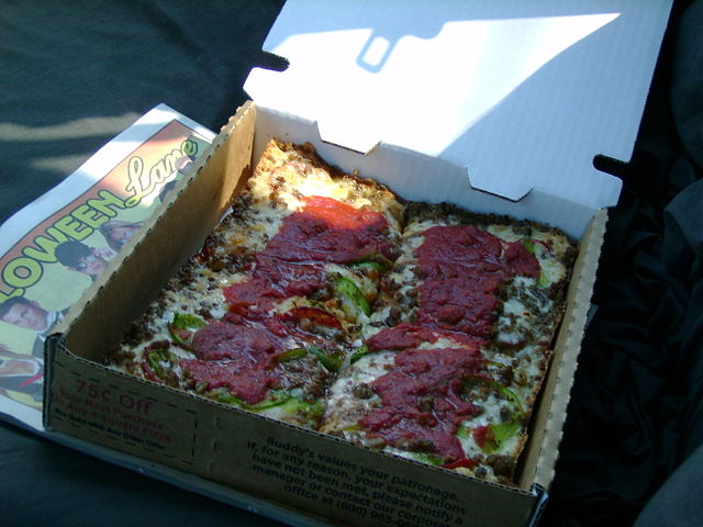 15) Buddy's Rendezvous Pizzeria, Detroit