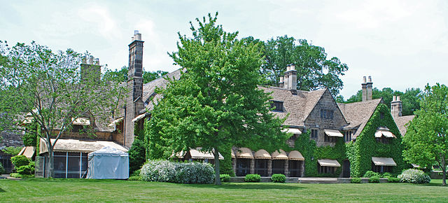 17) Edsel and Eleanor Ford House, Grosse Pointe Shores