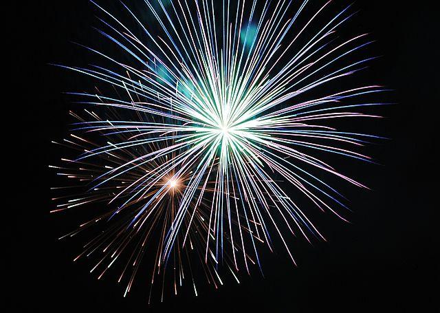 14) The Frankenmuth Bark, Bike & Balloons Fireworks...