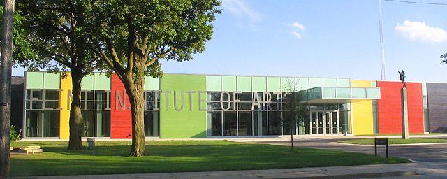 16) Flint Institute of Art, Flint